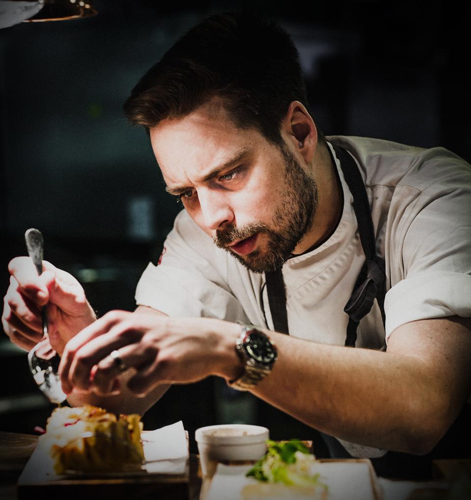 Mr French Restaurant Website