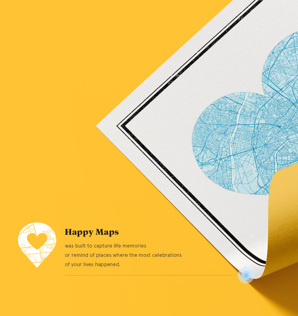 The Happy Maps